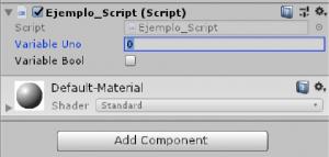 Editando variables publicas