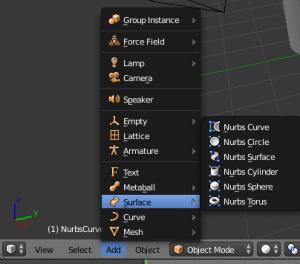 Vista 3D superficie