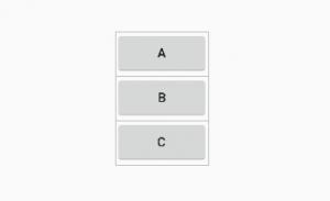 LinearLayout orientacion vertical, Android Studio
