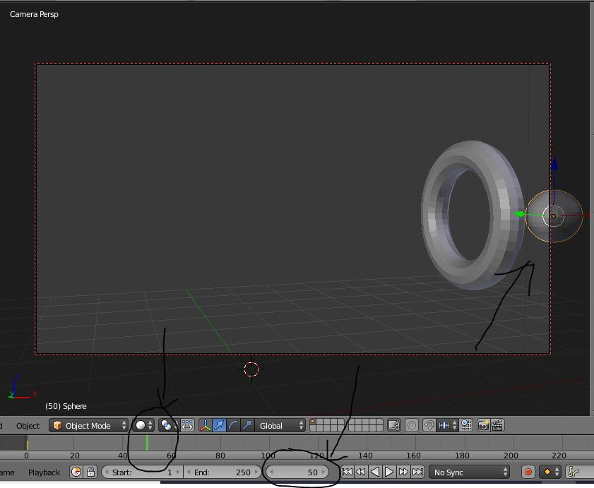 Animación Blender