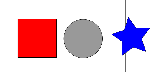 Inkscape combinar objetos