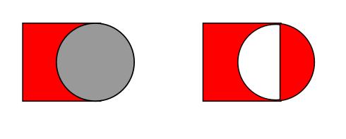 Inkscape exclusión de objetos