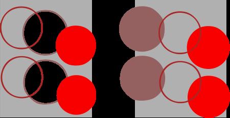 Apilar pasadas vectorizar Inkscape