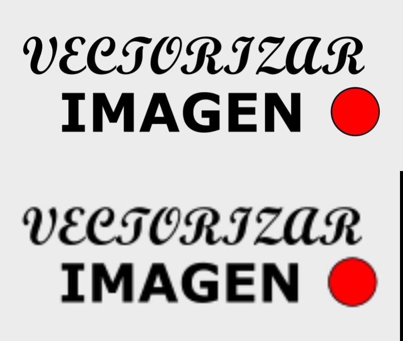 Vectorizar imagen Inkscape