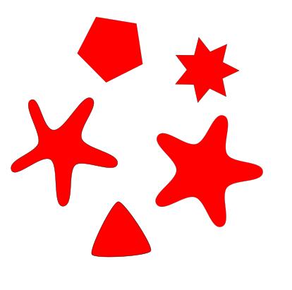 Figura geométrica Inkscape
