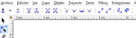Editor de nodos Inkscape