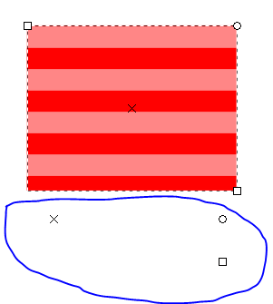 Modificar textura Inkscape