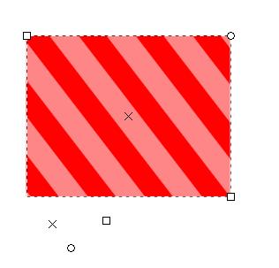 Rotar textura o patrón Inkscape