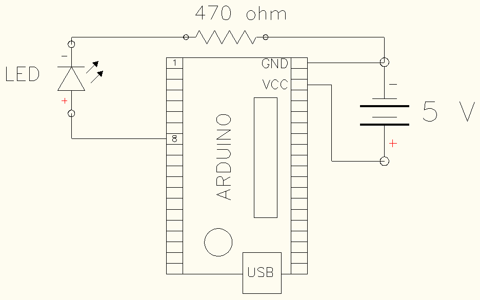 Arduino con fuente externa