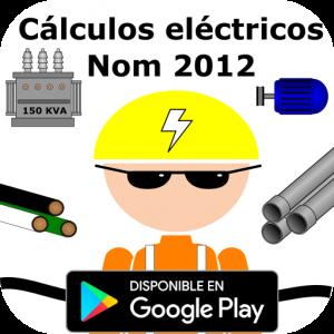 Cálculos eléctricos Norma 2012