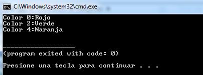Imprimir lista en Python
